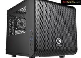 Thermaltake Core V1 Mini-ITX Case Review @ Kitguru