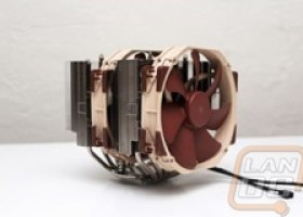 Noctua NH-D15 CPU Cooler Review @ LanOC Reviews