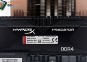 Kingston HyperX Predator 16GB DDR4 HX430C15PBK4/16 Quad-Channel Memory Kit Review @ HardwareBBQ
