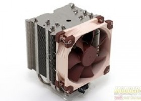 Noctua NH-U9S CPU Cooler Review @ Modders-Inc