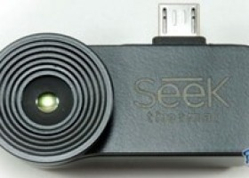 Seek Thermal LWIR Android Thermal Imaging Camera Review @ TweakTown