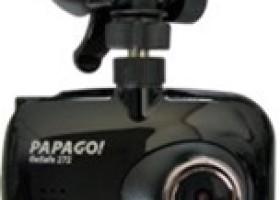 PAPAGO! GoSafe 272 Dashcam GS272-US Review @ Benchmark Reviews