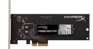 Kingston HyperX Intros Predator M.2 Pcie SSD