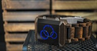 Tokyoflash Japan Launches Kisai Satellite-X Wood Watch
