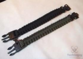 Attmu Outdoor Survival Paracord Bracelet Review @ Technogog