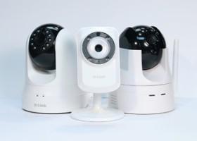 D-Link Wi-Fi Cameras Come to Walmart