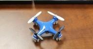 Indiegogo: Wallet Drone Tiny Quadcopter