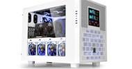 Thermaltake Intros Core X9 Snow Edition E-ATX Cube Case