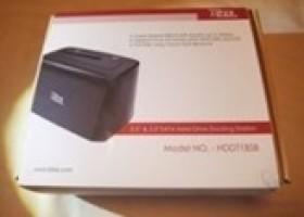 Liztek HDDT1BSB USB 3.0 Hard Drive Dock Review @ Technogog