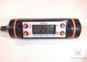 Chef Remi Digital Cooking Thermometer Review @ Technogog