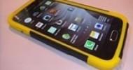 Collen Rugged Samsung Galaxy S6 Case Review @ Technogog