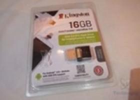 Kingston 16GB DataTraveler microDuo USB 3.0 Flash Drive Review @ Technogog