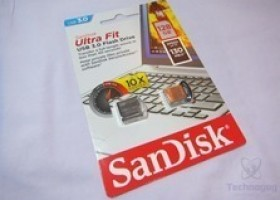SanDisk Ultra Fit 128GB USB 3.0 Flash Drive Review @ Technogog