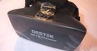 DESTEK 3D VR Virtual Reality Headset Review @ Technogog