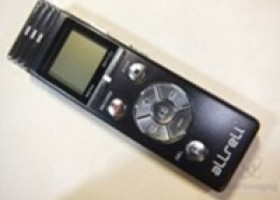 aLLreLi CP0037 8GB Digital Voice Recorder Review @ Technogog