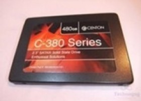 Centon C-380 480GB SATA III Solid State Drive SSD 480GB25S3VVS1 Review @ Technogog