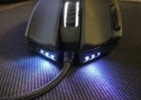 UtechSmart Venus 16400 DPI Laser MMO Gaming Mouse Review @ Technogog