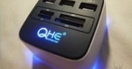 Aweek USB Hub and Card Reader Review @ Technogog