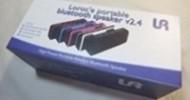 Loroc'e Bluetooth Speaker Review @ Technogog