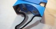 QPAU Virtual Reality 3D Glasses Google Cardboard DIY Kit Review @ Technogog