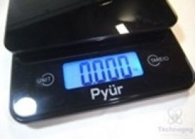 Pyür Digital Multifunction Kitchen Food Scale Review @ Technogog