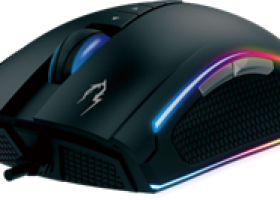 GAMDIAS Announces Dual Level RGB Stream Lighting Mice: ZEUS E1, ZEUS M1, ZEUS P1