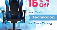 Deal: Save 15% on an EWin Racing Gaming Chair