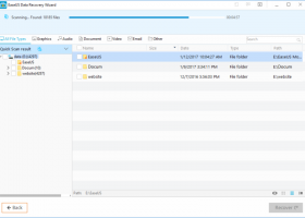 EaseUS Data Recovery Wizard to Recover Formatted Memory Card