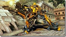 Transformers DOTM - Bumblebee streets