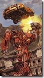 Transformers DOTM - Bumblebee vehicle 2