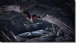Transformers DOTM - Laserbeak flight