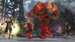 X-Men Destiny - Adrian & Juggernaut