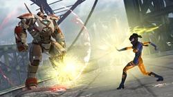X-Men Destiny - Aimi Fighting Solo