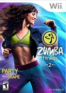 Zumba2 Wii boxshot T