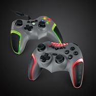 POWER A Batarang Controller for Xbox 360 and PS3 - dark