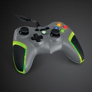 POWER A Batarang Controller for Xbox 360 - dark