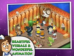 Beautiful Visuals & Wonderful Animation