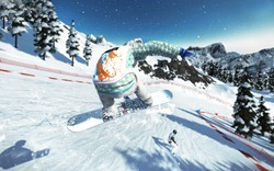 Winter Stars - Snowboard Cross