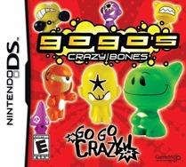 crazy bones DS Box Art