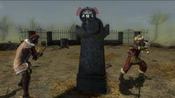Cortes vs genghis