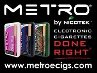METRO ELECTRONIC CIGARETTE DESIGNER PACKS
