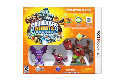 Skylanders Giants 3DS StarterPack