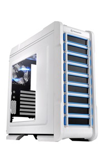 Thermaltake Chaser A31 Gaming Chassis - Snow Edition