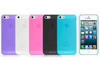 LUXA2 Products for NEW iPhone 5S & 5C - Airy iPhone5 Case