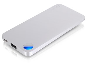LUXA2 Products for NEW iPhone 5S & 5C - NEW P2 Aluminum Power Pack