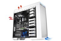 Thermaltake New Urban S31 Snow Edition with maximize expandability