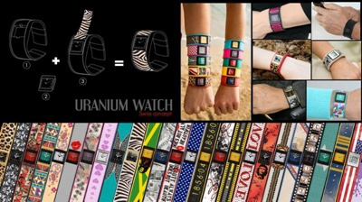 Uranium Watch: A new generation of watches is born!