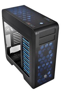 Thermaltake releases innovational full-tower PC case _ Core V71