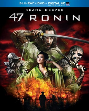 UNIVERSAL STUDIOS HOME ENTERTAINMENT 47 RONIN