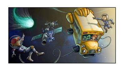 Netflix - Magic School Bus children's television